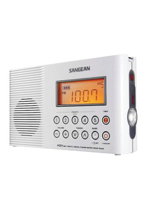 Portable Water-Resistant Radio