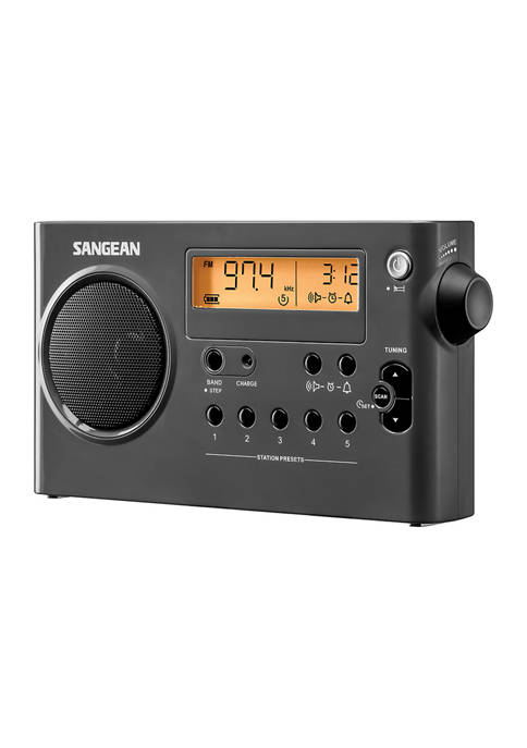 Sangean Digital Tuning Portable Radio