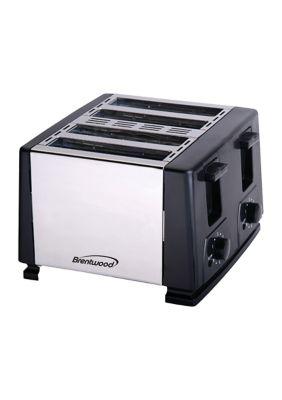 Brentwood 4 Slice Toaster