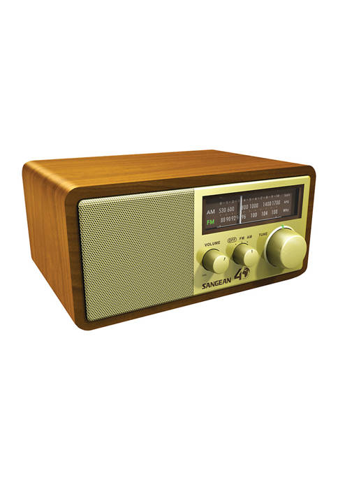 Sangean 40th Anniversary Edition Hi-Fi Tabletop Radio