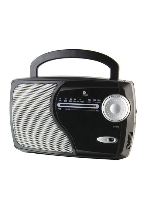 WeatherX AM/FM Weather Radio