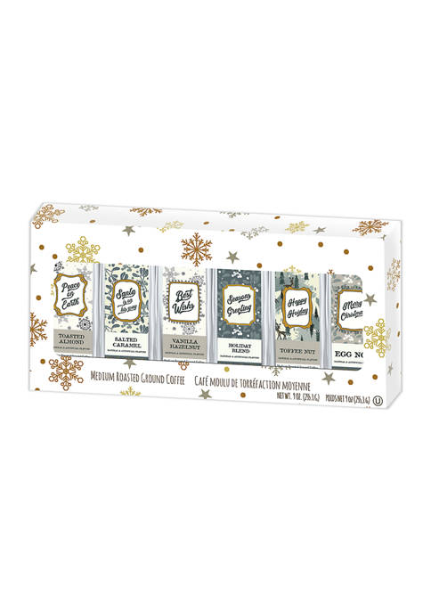 Belk Holiday 6 Pack Into The Woods Coffee