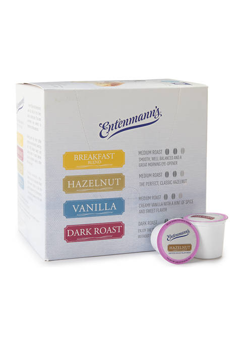 Entenmann's 48-Count Assorted Flavored Single Serve Coffee
