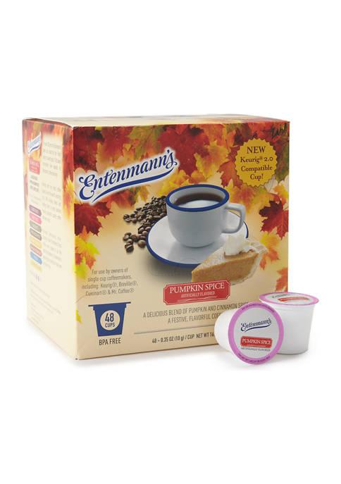Entenmann's Pumpkin Spice 48 Pod Single Serve Cups