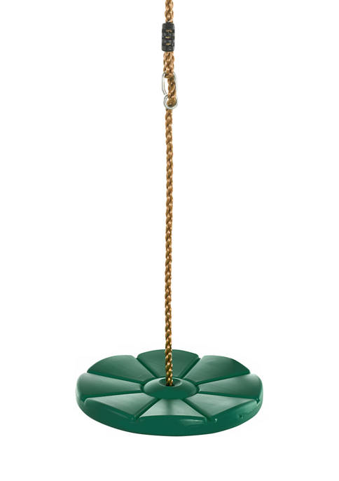 Disc Swing with Adjustable Rope