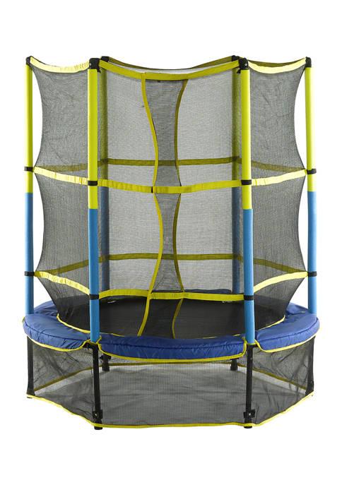 Upper Bounce 55 Inch Kid-Friendly Trampoline