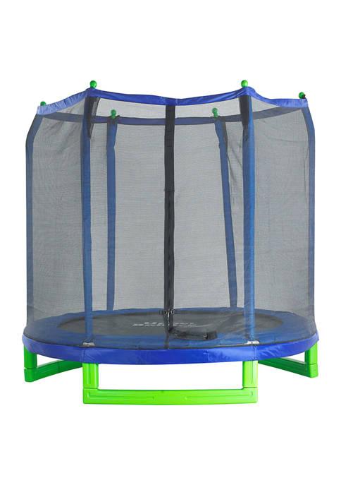 Upper Bounce 7 Foot Indoor/Outdoor Trampoline