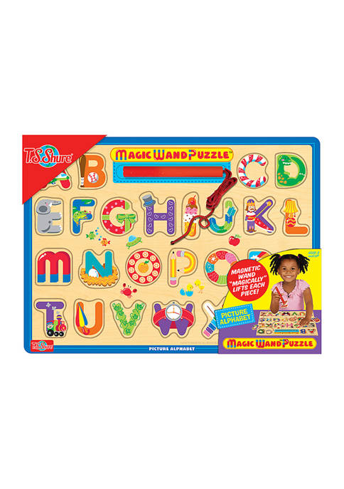 Bendon Learn Your ABCs Magic Wand Wooden Magnetic