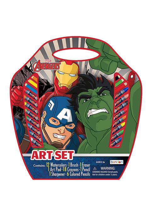Bendon Avengers Large Character Art Case