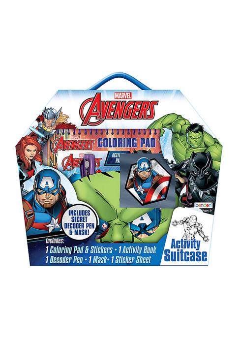 Bendon Avengers Activity Suitcase