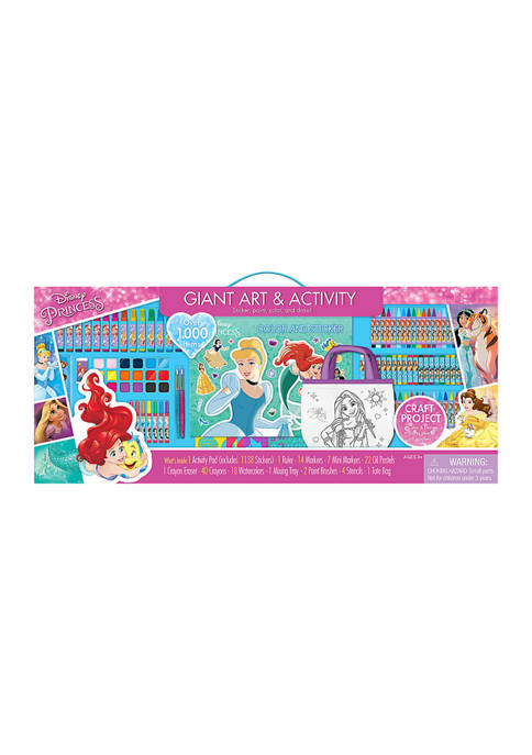 Bendon Disney Princess World of Art Activity Kit