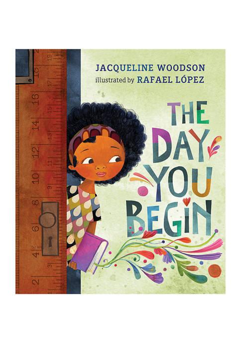 Penguin Random House The Day You Begin Book