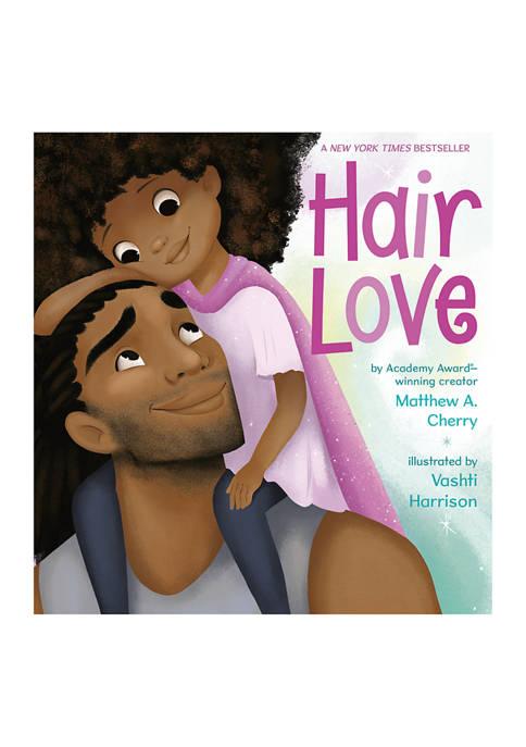 Penguin Random House Hair Love Picture Book