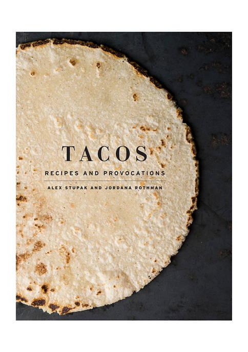 Penguin Random House Tacos Cookbook