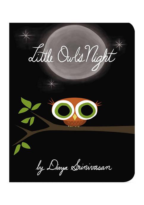 Penguin Random House Little Owls Night Picture Book