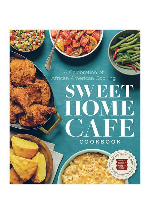 Penguin Random House Sweet Home Café Cookbook