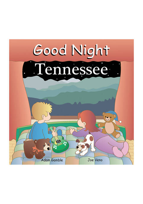 Penguin Random House Good Night Tennessee Picture Book
