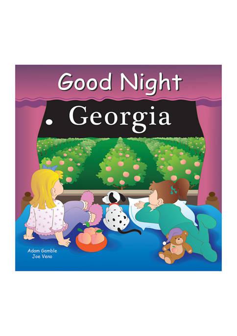 Penguin Random House Good Night Georgia Picture Book