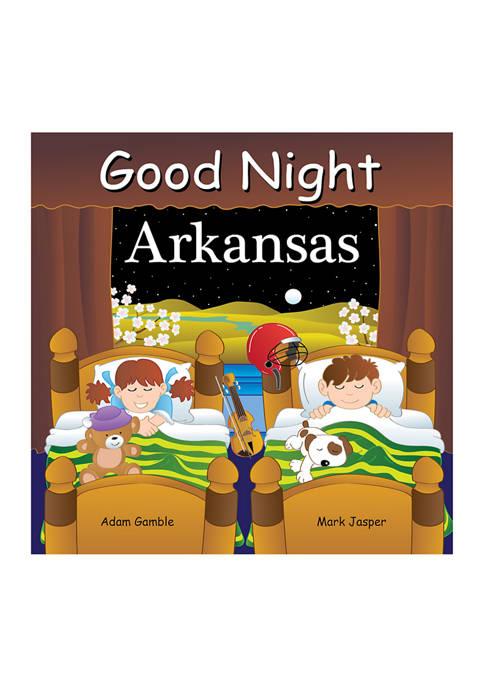 Penguin Random House Good Night Arkansas Picture Book