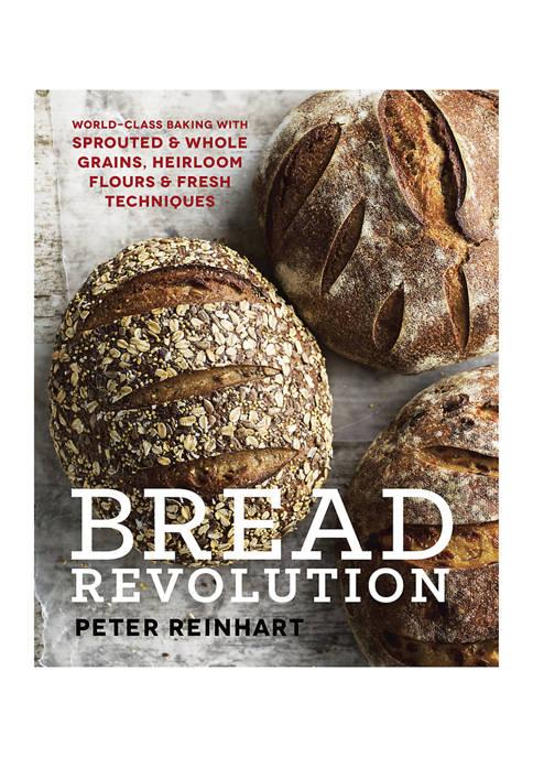 Penguin Random House Bread Revolution Cookbook