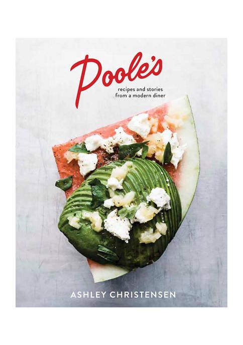 Penguin Random House Pooles Cookbook