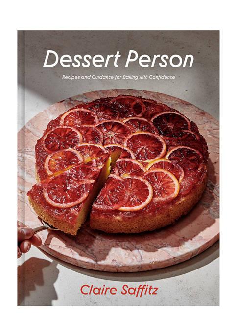 Penguin Random House Dessert Person Cookbook