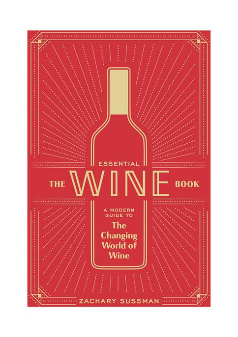 Penguin Random House The Essential Wine Book