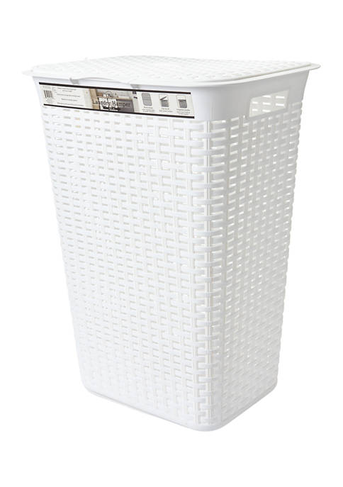 Heritage Laundry Basket with Lid