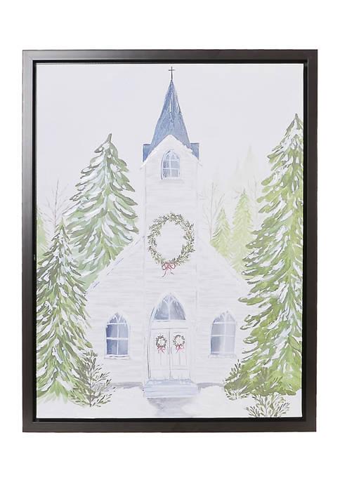 Williamson Home Church Wall Art