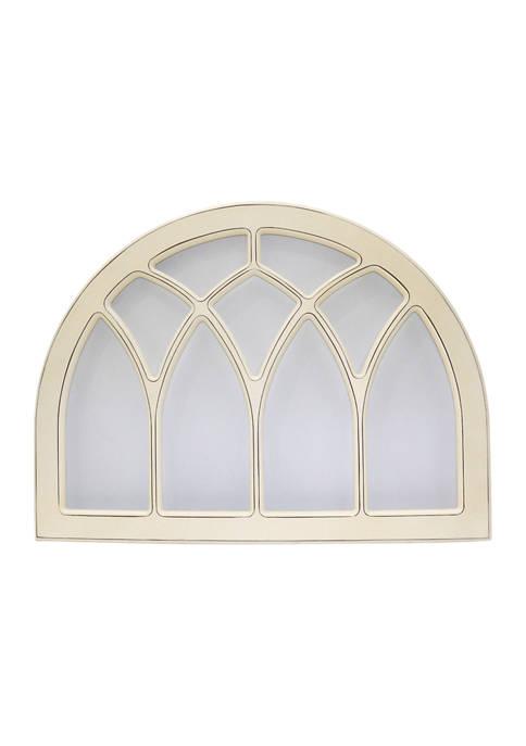 White Arch Wall Art
