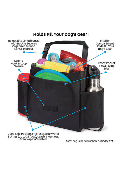 Pet Travel Mobile Dog Gear Car Seat Back