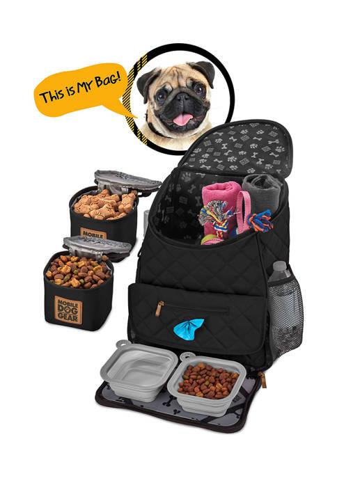 Pet Travel Mobile Dog Gear Bundle: MDG 25