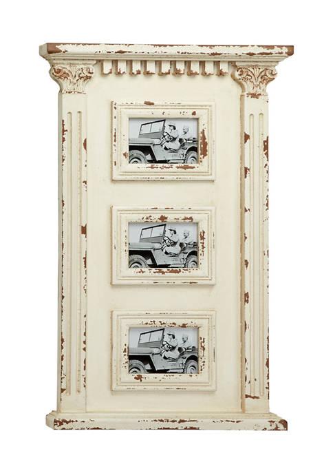 Monroe Lane Wood Vintage Wall Photo Frame