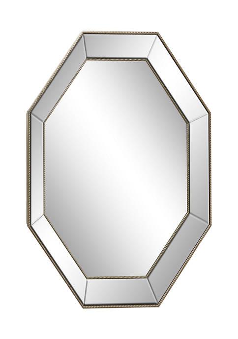 Monroe Lane Polystone Wall Mirror