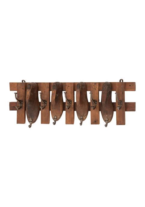Wood Vintage Wall Hook