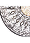 Iron Eclectic Wall Décor - Set of 3