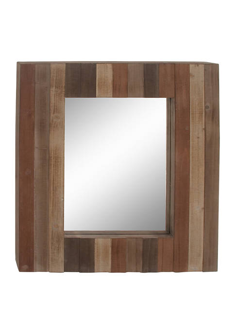 Monroe Lane Fir Wall Mirror