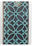 Wood Glam Wall Décor - Set of 2