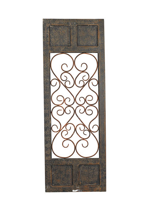 Iron Traditional Wall Décor
