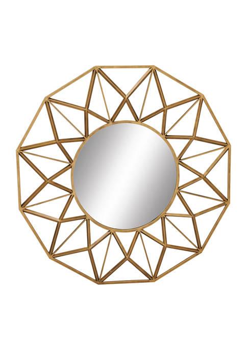 Iron Glam Wall Mirror