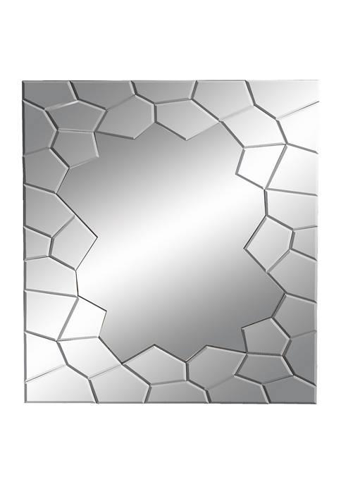 Glass Glam Wall Mirror