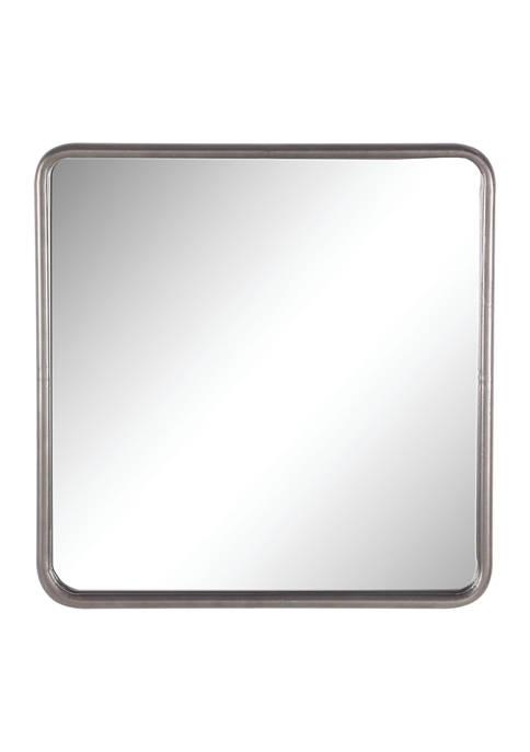 Iron Contemporary Wall Mirror