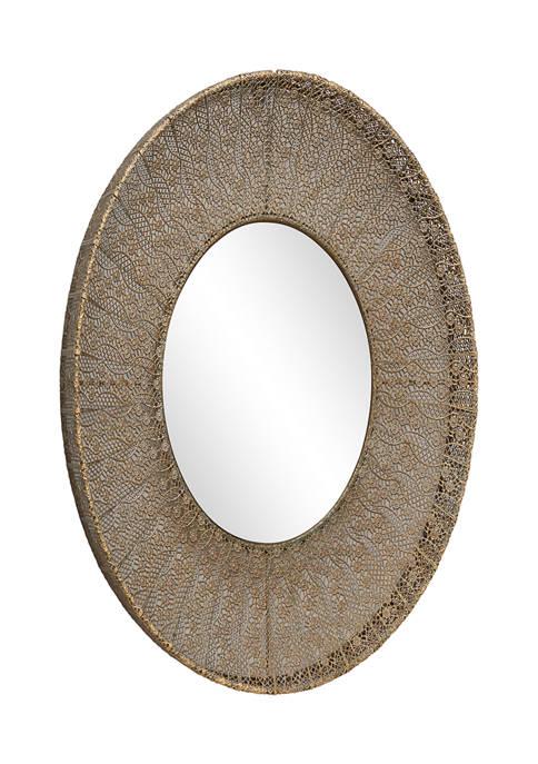 Metal  Wall Mirror