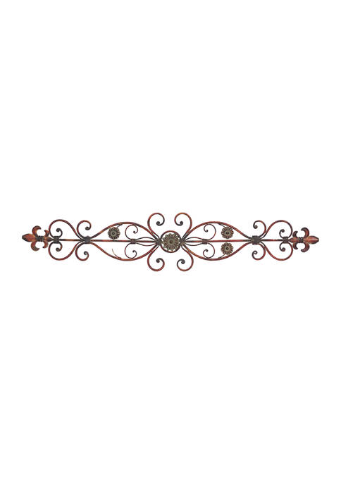 Iron Rustic Wall Décor