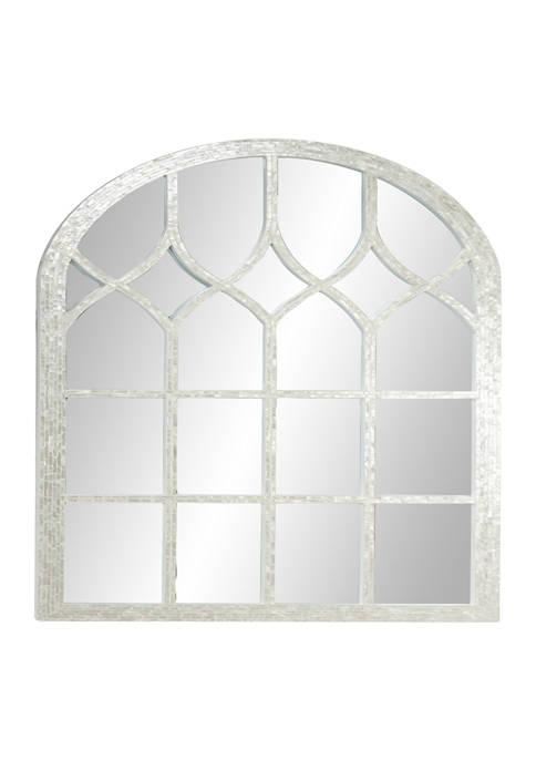 Shell Glam Wall Mirror