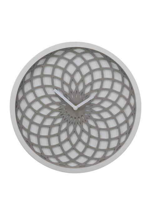 Wood Modern Wall Clock