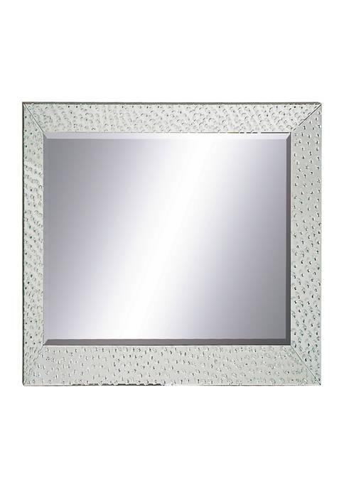 Monroe Lane Glass Modern Wall Mirror