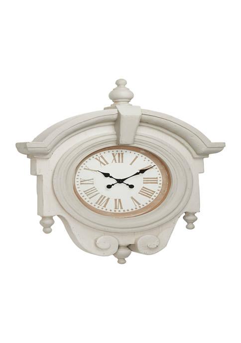 Monroe Lane Fiberglass Wall Clock