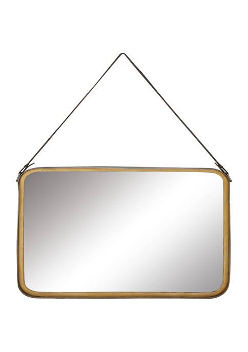 Tin Modern Wall Mirror
