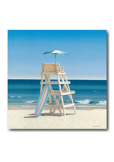 Courtside Market Lifeguard Stand 16 in x 16